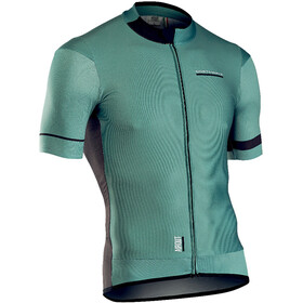 Northwave Airout Bike Jersey Shortsleeve Men green/black
